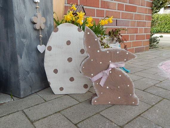 50 Adorable Bunny Craft Ideas To Celebrate The Easter Holiday _24
