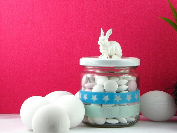 50 Adorable Bunny Craft Ideas To Celebrate The Easter Holiday _28