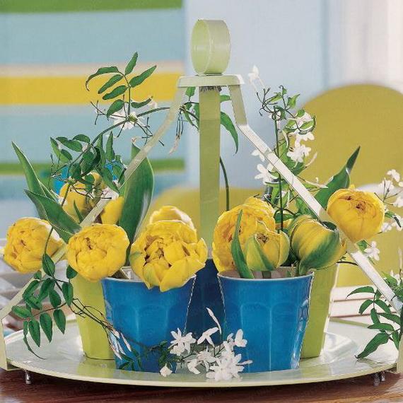 50 Elegant Easter Window Decoration (1)
