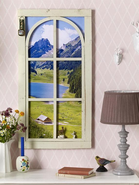 50 Elegant Easter Window Decoration (11)