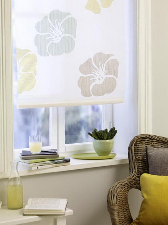 50 Elegant Easter Window Decoration (12)
