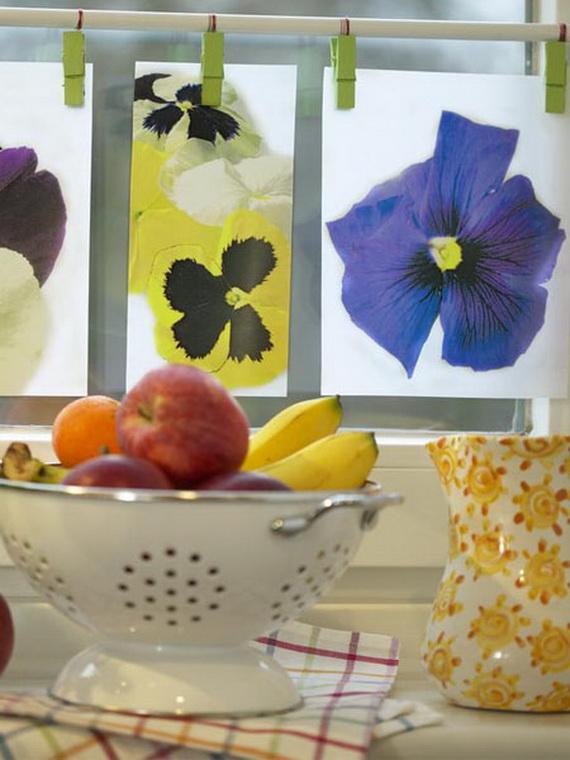 50 Elegant Easter Window Decoration (24)