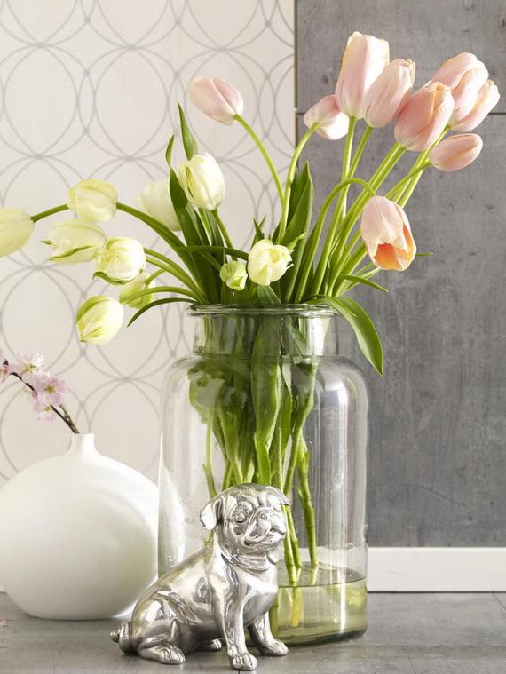 50 Elegant Easter Window Decoration (33)