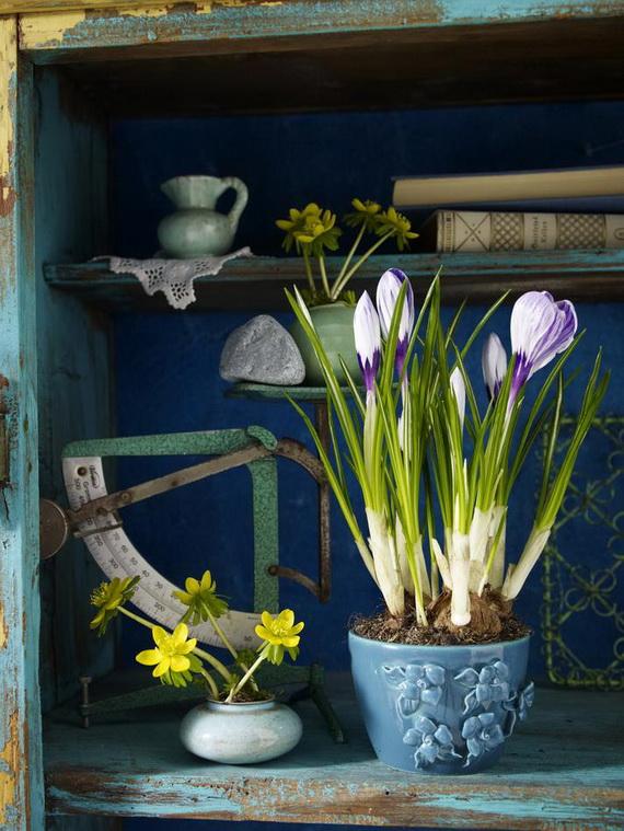 50 Elegant Easter Window Decoration (34)