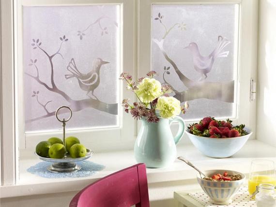 50 Elegant Easter Window Decoration (5)