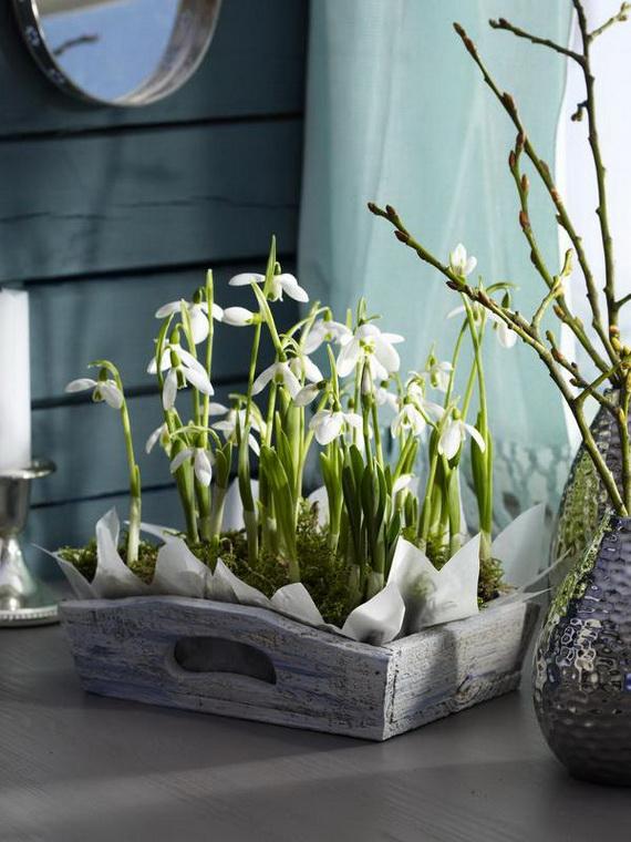 50 Elegant Easter Window Decoration (51)