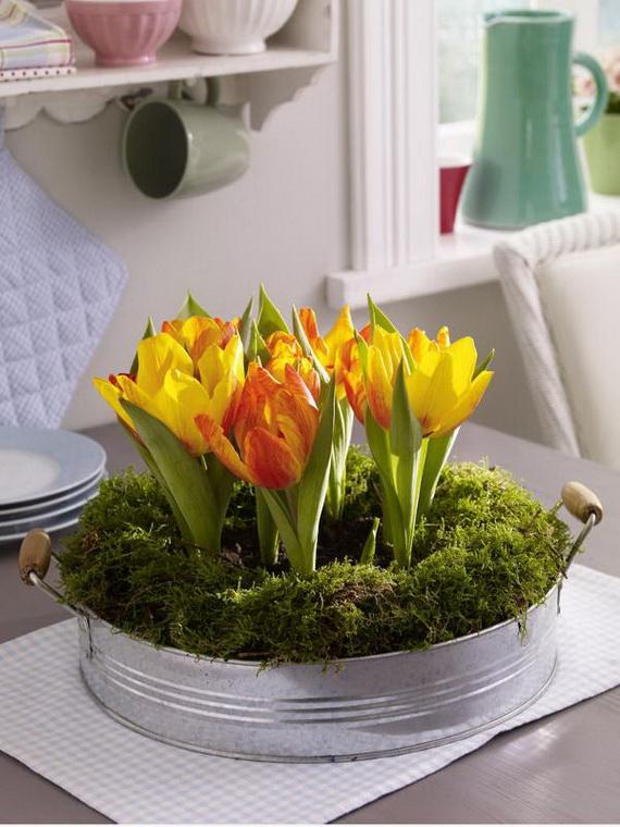 50 Elegant Easter Window Decoration (53)
