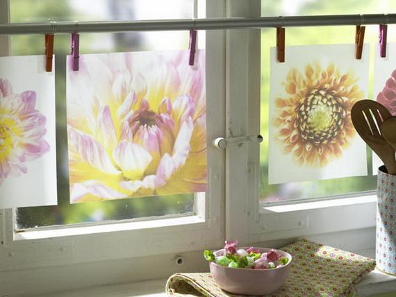 50 Elegant Easter Window Decoration (6)