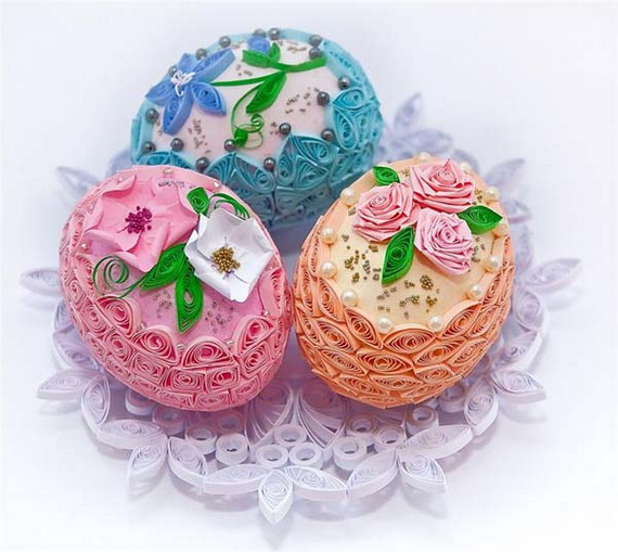 60 Easter Kids' Crafts and Activities _13