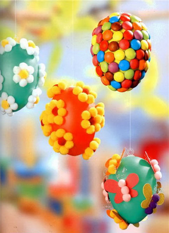 60 Easter Kids' Crafts and Activities _16