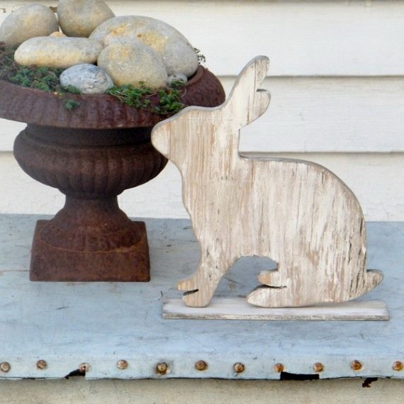 70 Awesome Outdoor Easter Decorations For A Special Holiday_05