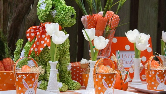 70 Awesome Outdoor Easter Decorations For A Special Holiday_12
