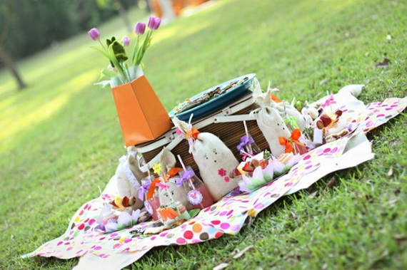 70 Awesome Outdoor Easter Decorations For A Special Holiday_29