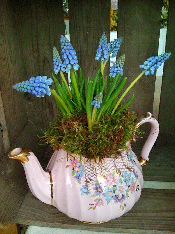 70 Awesome Outdoor Easter Decorations For A Special Holiday_35
