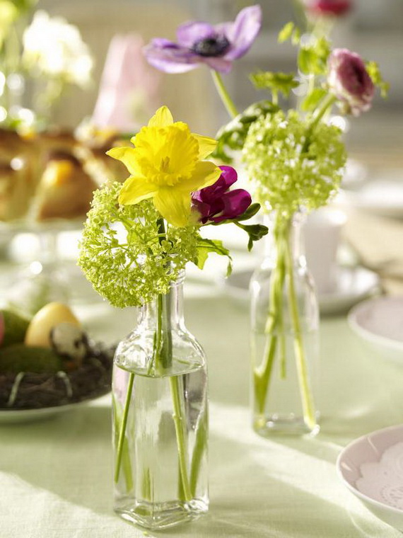 70 Elegant Easter Decorating Ideas for Your Home_23