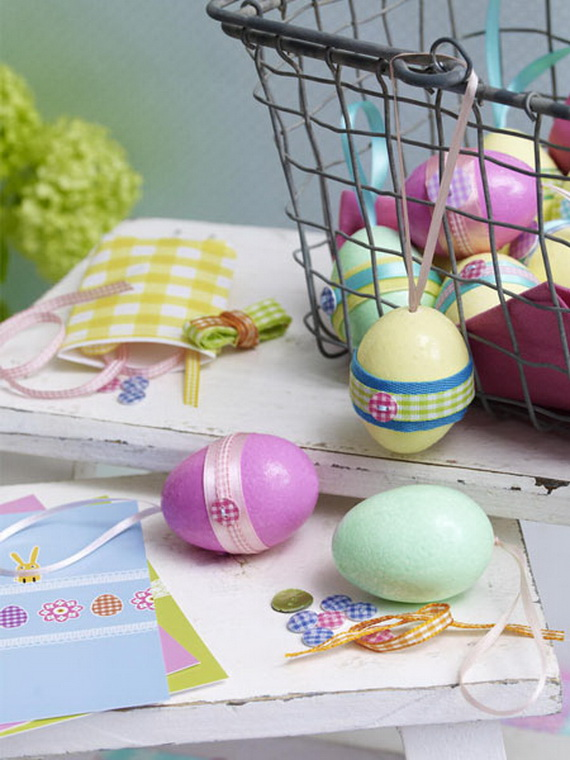 70 Elegant Easter Decorating Ideas for Your Home_53