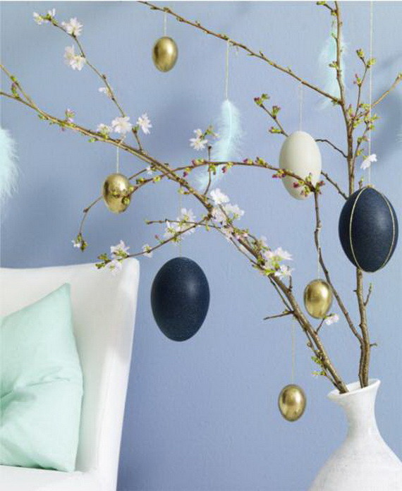 70 Elegant Easter Decorating Ideas for Your Home_56