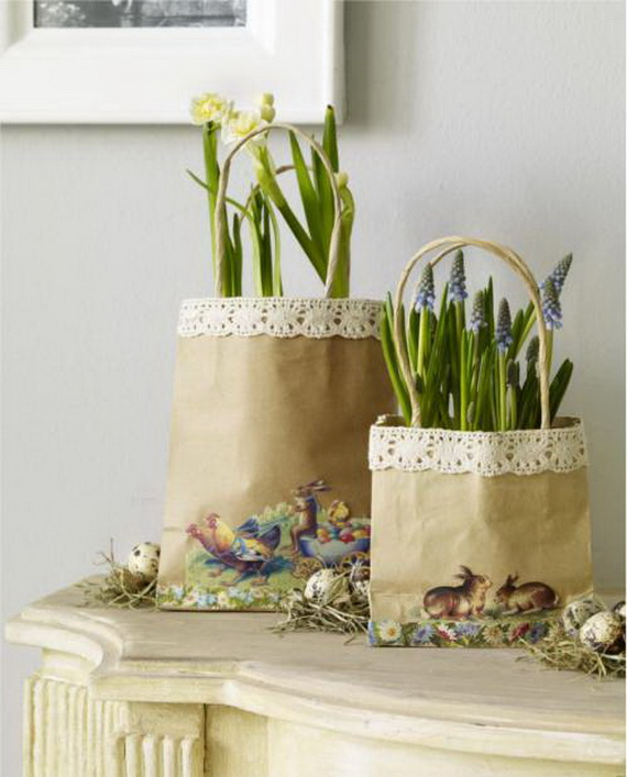 70 Elegant Easter Decorating Ideas for Your Home_57