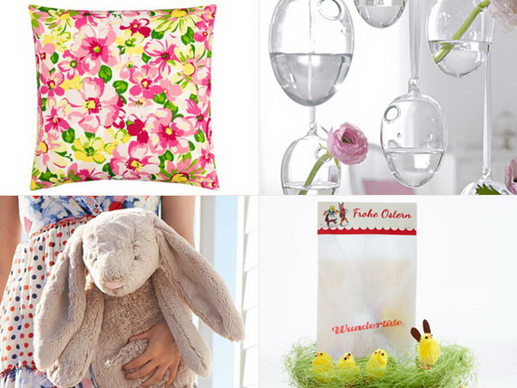 70 Elegant Easter Decorating Ideas for Your Home_60