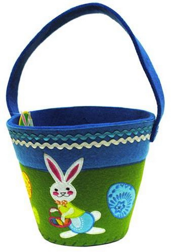 Adorable Easter Baskets You Can Use Year After Year__11