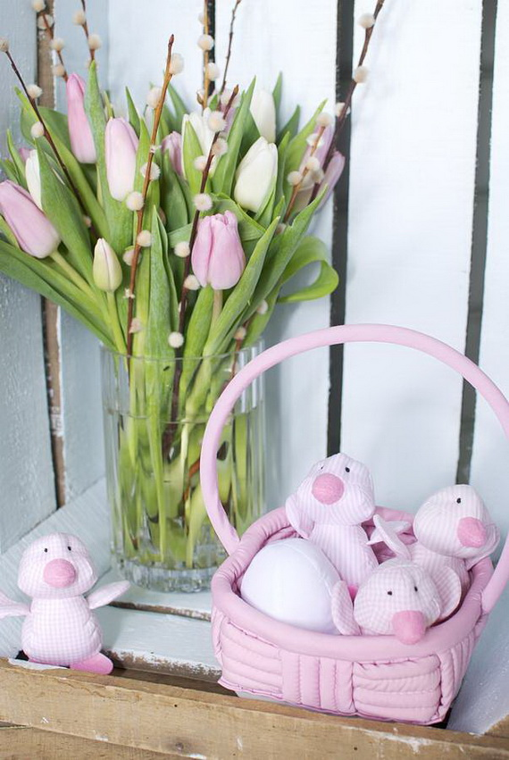 Adorable Easter Baskets You Can Use Year After Year__15
