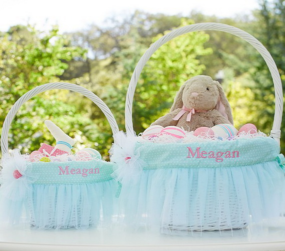 Adorable Easter Baskets You Can Use Year After Year__16