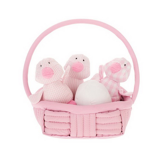 Adorable Easter Baskets You Can Use Year After Year__19