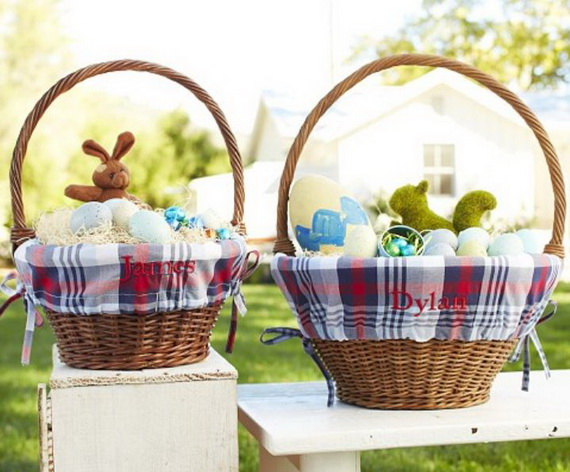 Adorable Easter Baskets You Can Use Year After Year__20