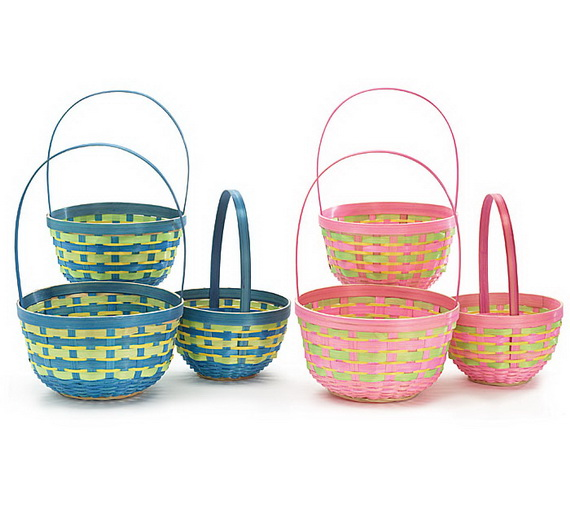 Adorable Easter Baskets You Can Use Year After Year__22