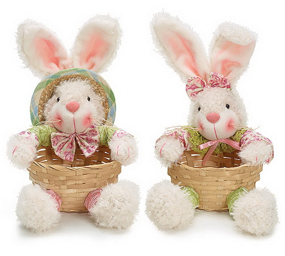 Adorable Easter Baskets You Can Use Year After Year__39