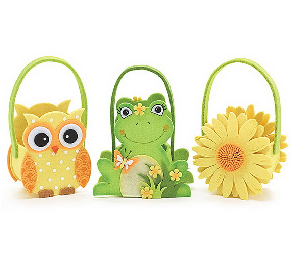 Adorable Easter Baskets You Can Use Year After Year__46