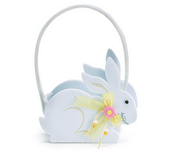 Adorable Easter Baskets You Can Use Year After Year__49