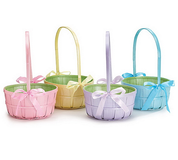 Adorable Easter Baskets You Can Use Year After Year__52