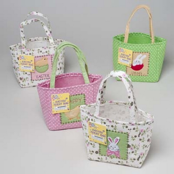 Adorable Easter Baskets You Can Use Year After Year__56