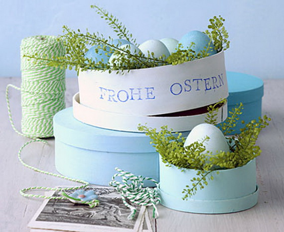 Creative Easter Ideas In Blue And White_03