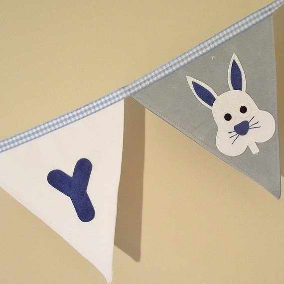 Creative Easter Ideas In Blue And White_14