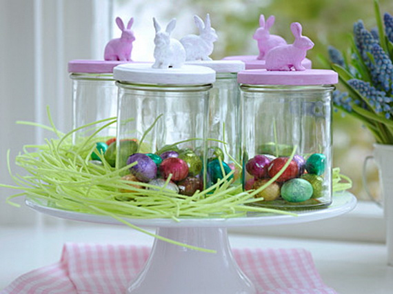 Creative Ways to Decorate With Easter Eggs_03