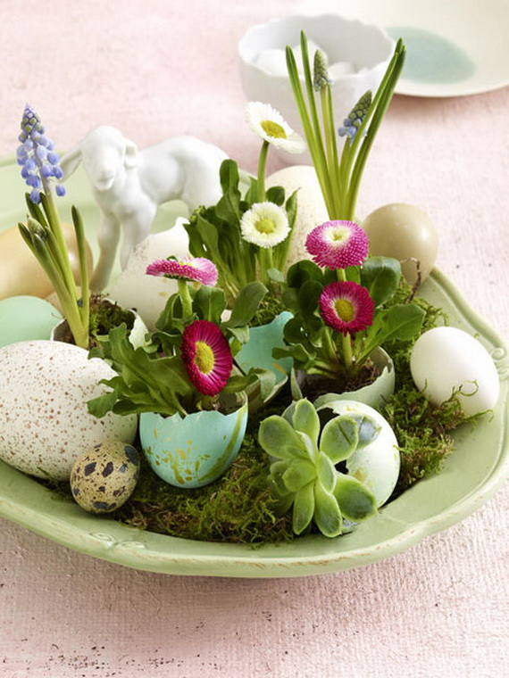 Creative Ways to Decorate With Easter Eggs_17