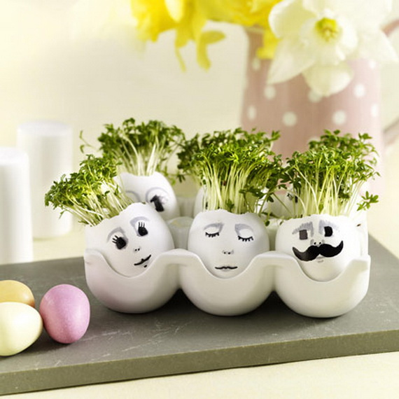 Creative Ways to Decorate With Easter Eggs_18
