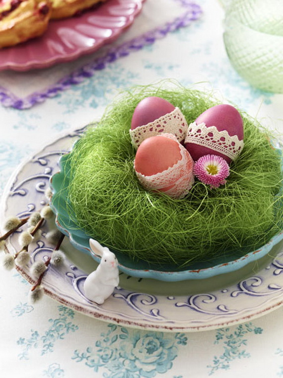 Creative Ways to Decorate With Easter Eggs_19