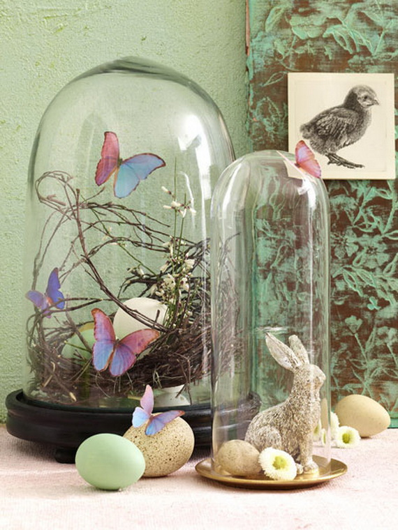 Creative Ways to Decorate With Easter Eggs_39