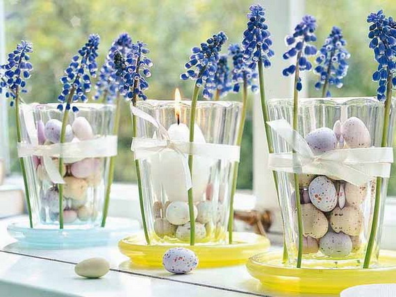 Easy Easter Centerpieces And Table Settings For Spring Holiday_39