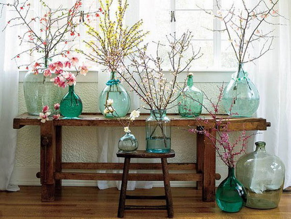 Easy Easter Centerpieces And Table Settings For Spring Holiday_50