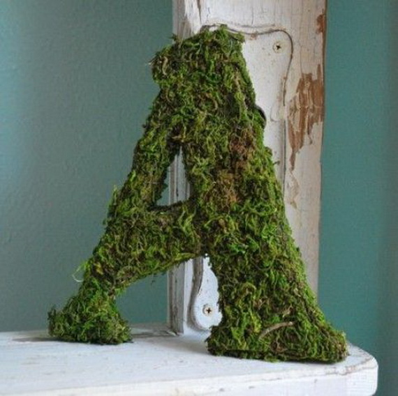 Fresh Spring Decorations Ideas - Decorate And Tinker With Moss_14