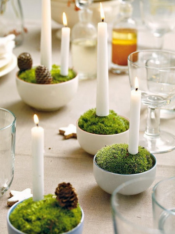 Fresh Spring Decorations Ideas - Decorate And Tinker With Moss_15