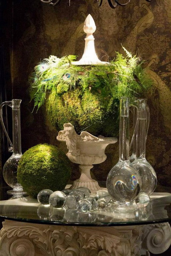 Fresh Spring Decorations Ideas - Decorate And Tinker With Moss_31