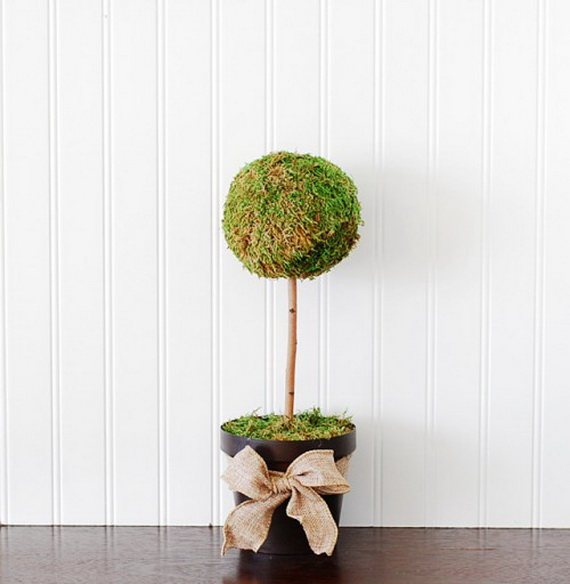 Fresh Spring Decorations Ideas - Decorate And Tinker With Moss_39