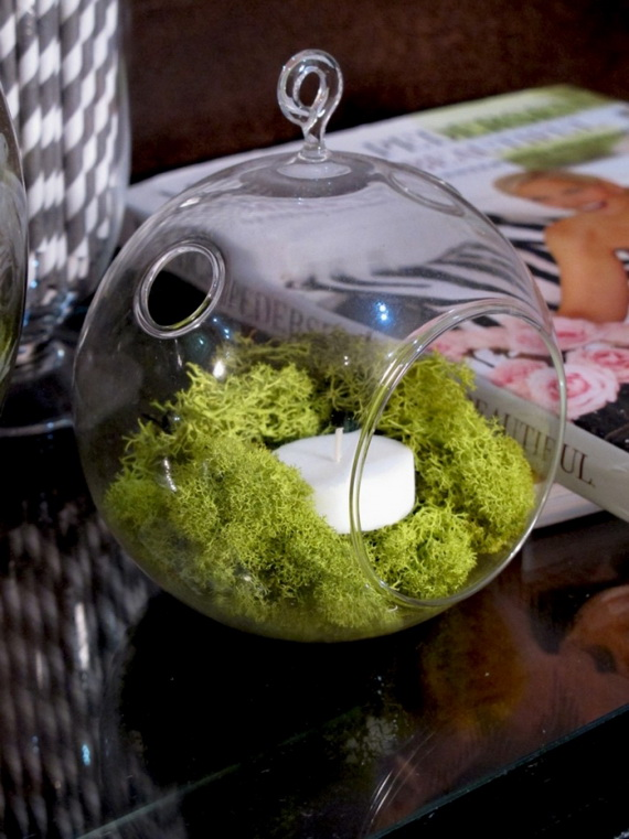 Fresh Spring Decorations Ideas - Decorate And Tinker With Moss_49