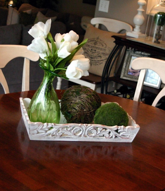 Fresh Spring Decorations Ideas - Decorate And Tinker With Moss_56