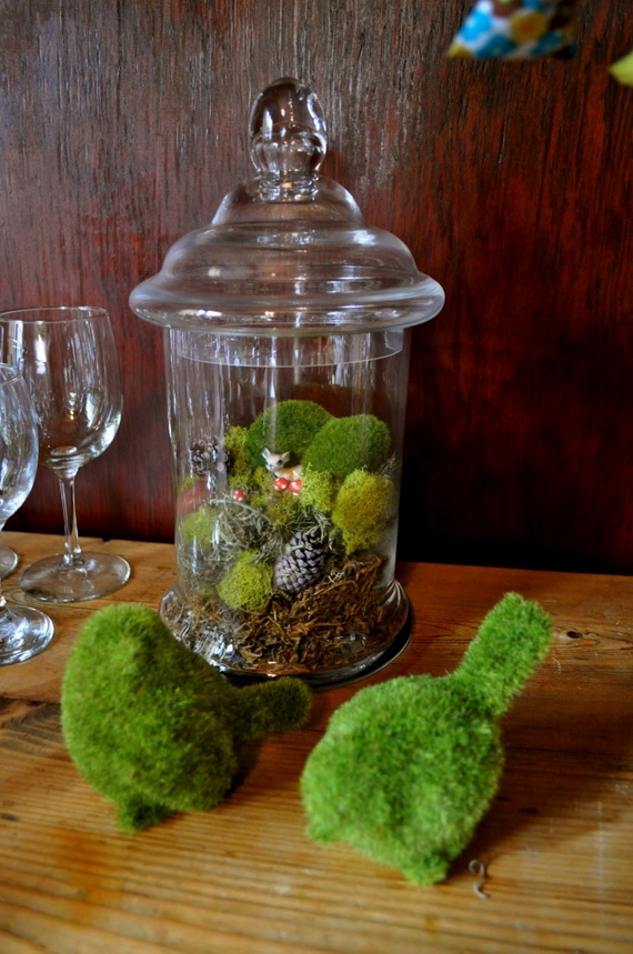 Fresh Spring Decorations Ideas - Decorate And Tinker With Moss_66